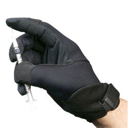 TURTLESKIN ALPHA Police Gloves - Kanylskyddshandskar