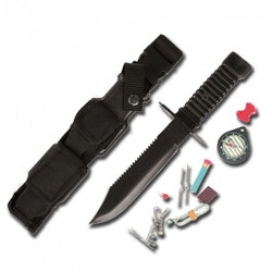 MIL-TEC by STURM Survival Knife 'SPECIAL FORCES'