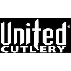United Cutlery Lightning Bolt Thrower Triple Set w/Sheath
