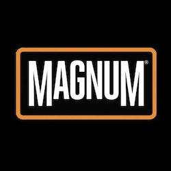 MAGNUM ZIPPER - 8 Håls dragkedja