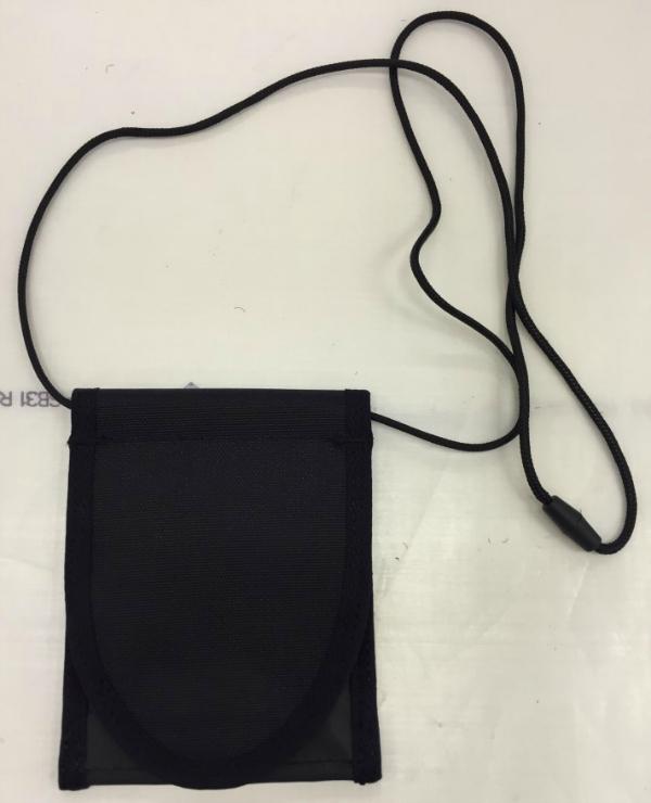 SBA ID-hållare med snöre och magnet