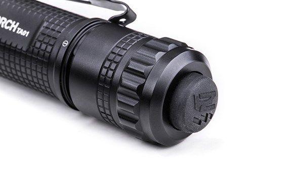 NEXTORCH TA01 Tactical Flashlight 500 Lumens