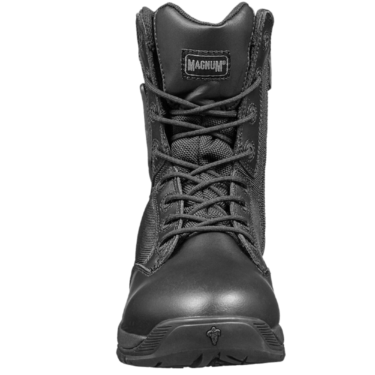 MAGNUM STRIKE FORCE Leather 8.0 CT CP Side-Zip WP