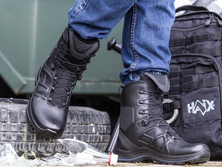 HAIX BLACK EAGLE TACTICAL 2.0 GTX HIGH - BLACK