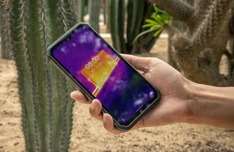 ULEFONE ARMOR 9 Svart - Stöttålig Smartphone