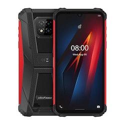 ULEFONE ARMOR 8 Röd - Stöttålig Smartphone