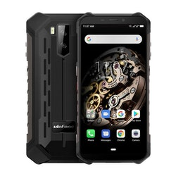 ULEFONE ARMOR X5 PRO Svart - Stöttålig Smartphone