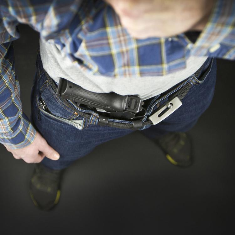 RAVEN Eidolon Holster Glock 19 Full Kit för dolt bärande