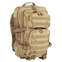 MIL-TEC by STURM US Assault Pack Large 36L - Coyote