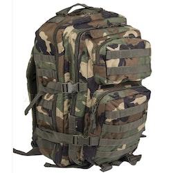 MIL-TEC by STURM US Assault Pack Large 36L - Woodland