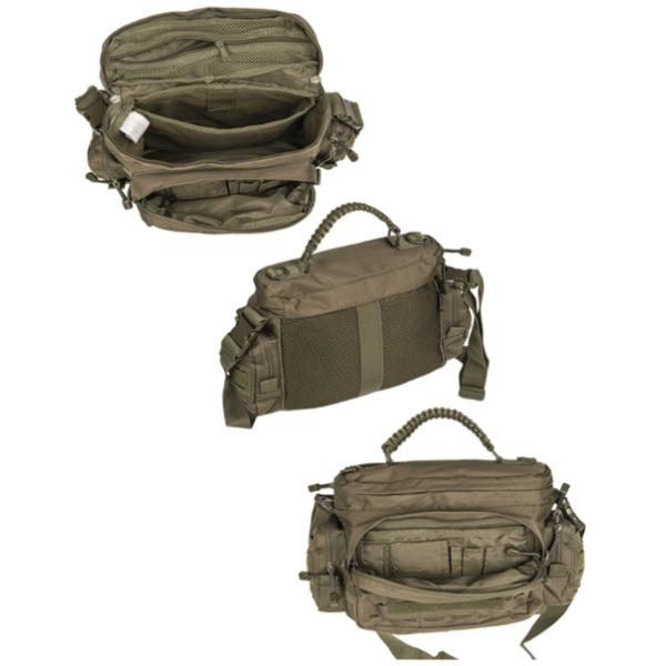 MIL-TEC by STURM Tactical Bag LC Small - Multi-Black