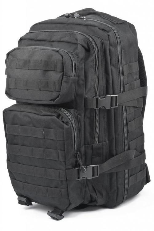 MIL-TEC by STURM US Assault Pack Large 36L - Svart
