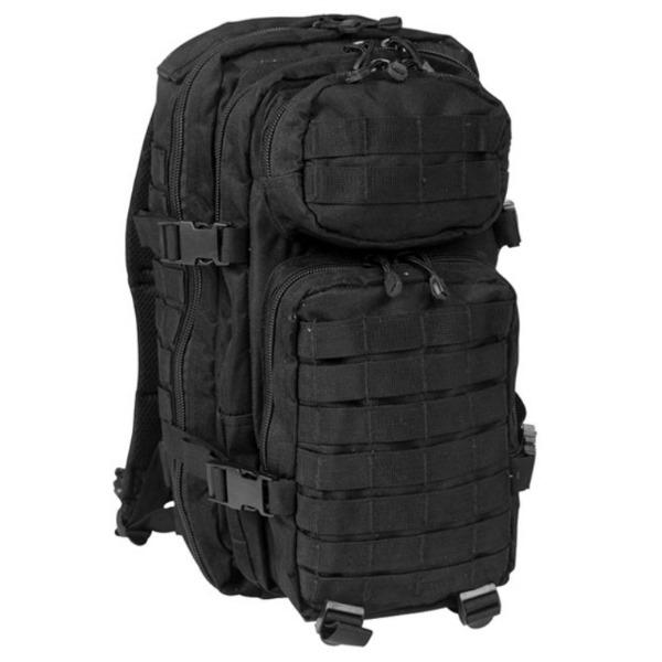 MIL-TEC by STURM US Assault Pack Small 21L - Svart