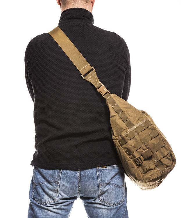 HELIKON-TEX BUSHCRAFT SATCHEL Bag - Black