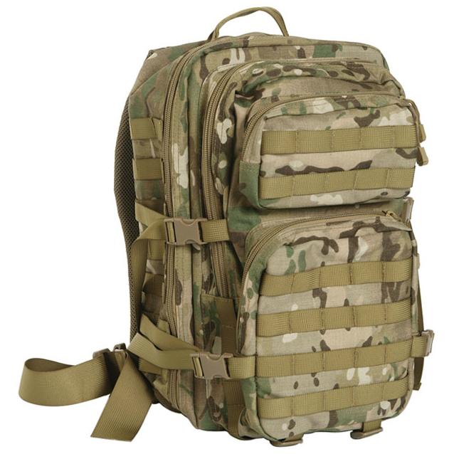 MIL-TEC by STURM US Assault Pack Large 36L - Multicam