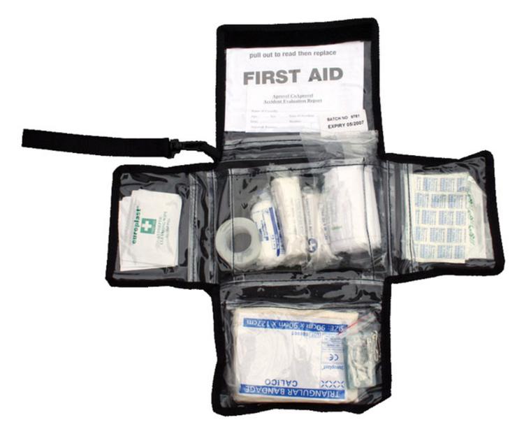 BCB Lifesaver # 2 First Aid Kit - Första Hjälpen Kit
