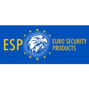 ESP Engångshandfängsel - 5 pack (svart)