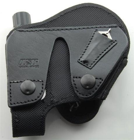 ASP Combo Handcuff Case - Black Cordura