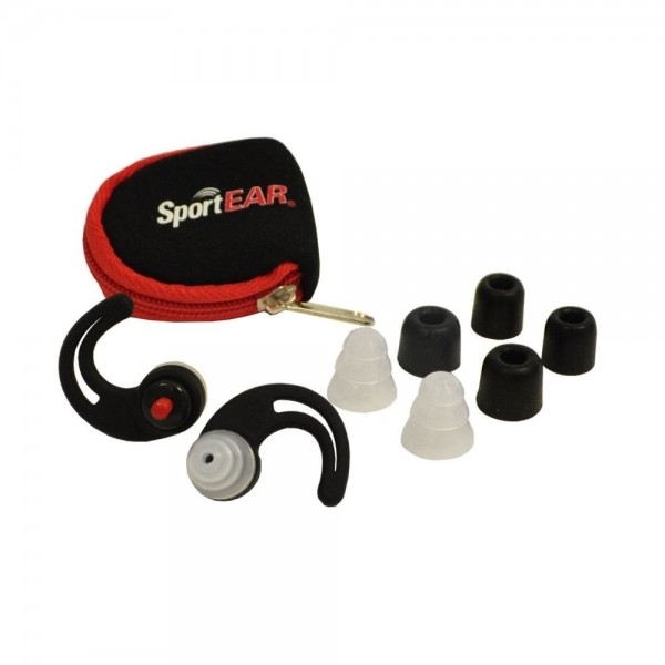 SPORTEAR X-PRO Sport Plugz Öronproppar