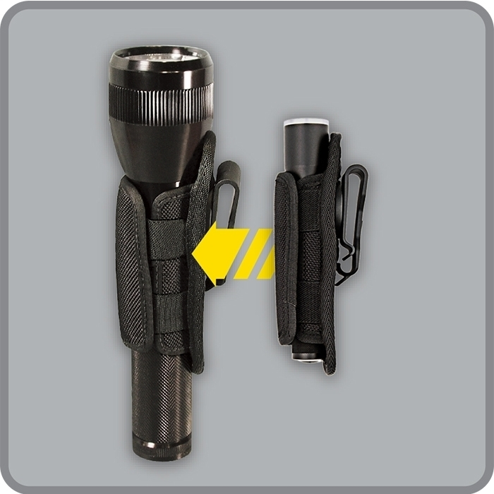 NITE IZE INOVA™ Universalt Ficklampshölster