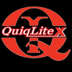 QuiqLite X Rechargeable UV LED incl. with XFLARE