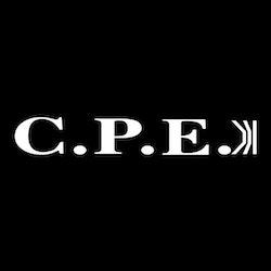 *REA* - CPE Ytterfodral Zipper – Ordningsvakt (L)
