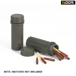 NDOR G.I. Style Match Tube Holder