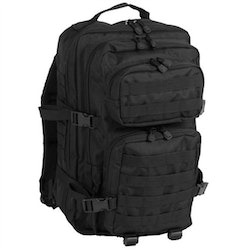 MIL-TEC by STURM US Assault Pack Large 36L - Svart