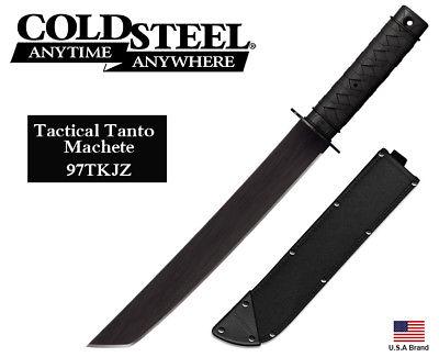 Cold Steel Tactical Tanto Machete