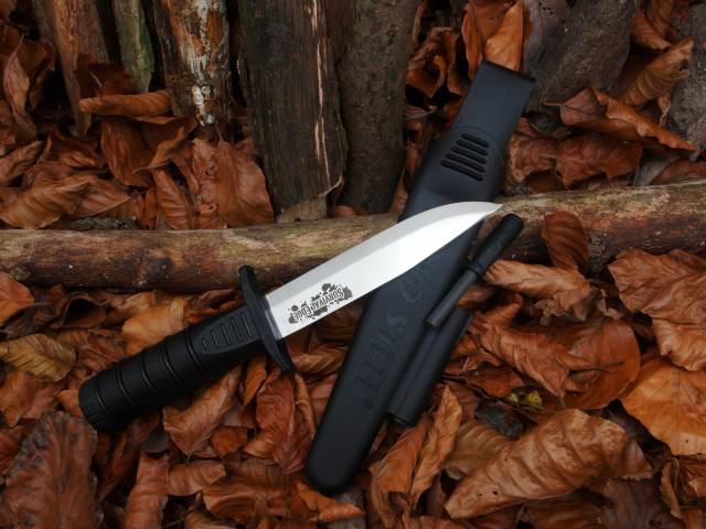 Cold Steel Survival Edge - Black