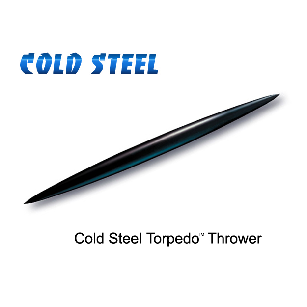 Cold Steel Torpedo Thrower (The Death Spike)