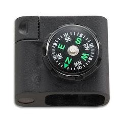 CRKT Survival Bracelet Accessory - Compass and Firestarter