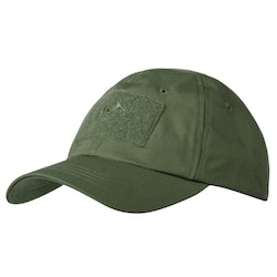 HELIKON-TEX BBC Cap Canvas - Olive Green