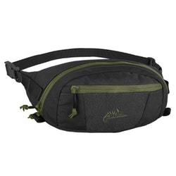 HELIKON-TEX BANDICOOT Waist Pack - Black/Olive Green
