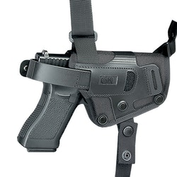 GK BLACK DEMON TIMECOP Shoulder Holster - Axelhölster