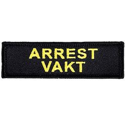 Arrestvakt Brodyrmärke