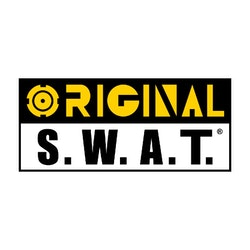 "Original SWAT Alpha Fury 8"" SZ WP PT - Vattentät skyddskänga med Side-zip"