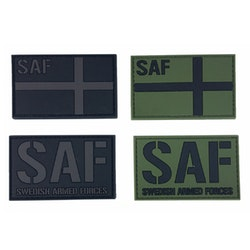 SAF PVC Flagga & Patch