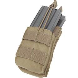 CONDOR Singel Stacker M4/M16 Mag Pouch Tan
