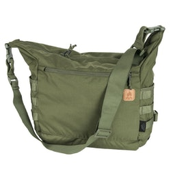 HELIKON-TEX BUSHCRAFT SATCHEL Bag - Olivgrön