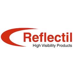Reflectil Ytterfodral Varselväst OV Zipper för CPE`s paneler