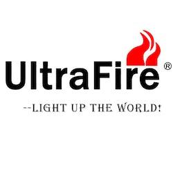 UltraFire 360 graders roterbart ficklampshölster