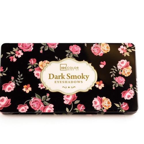 Dark Smoky Eyeshadow