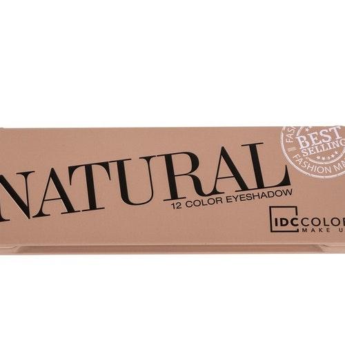 NATURAL 12 color eyeshadow
