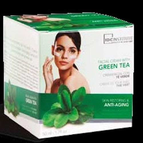 Ansiktskräm green tea
