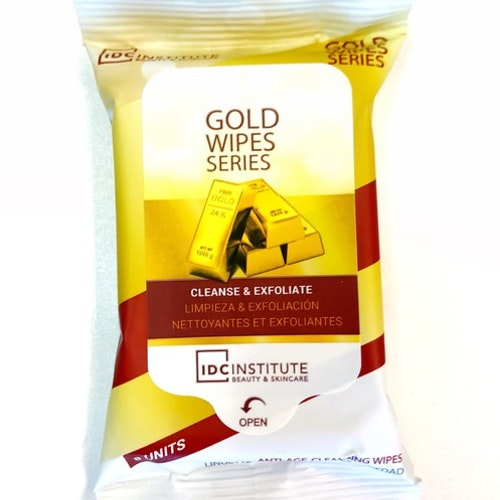 Gold wipes 8p