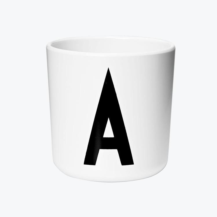 Design Letters kopp melamin A-Z
