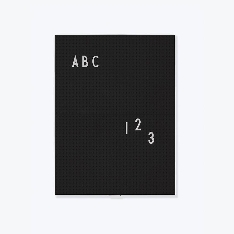 Design Letters Messegeboard A4