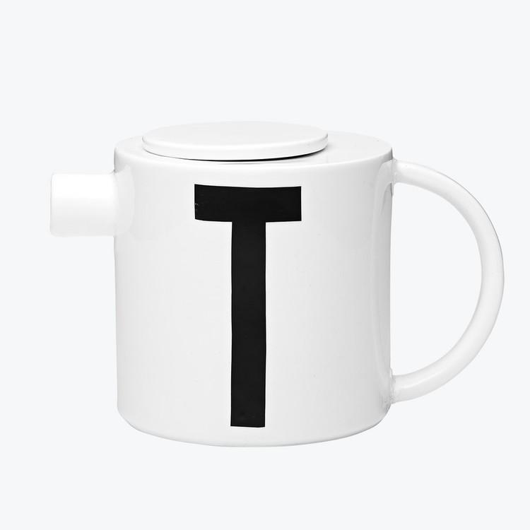 Design Letters tekanna