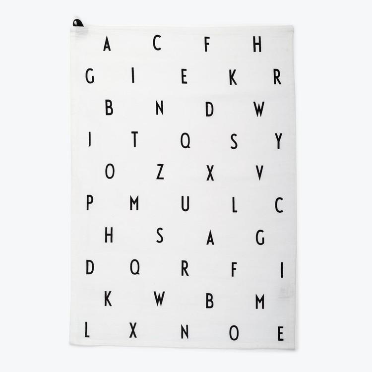 Design Letters kökshandduk